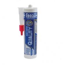 Жидкие гвозди QUALITY универсальный белый 310 мл