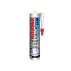 Герметик HAUZER силикон санитарный без цвет. 260мл