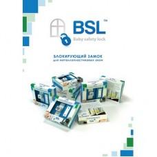 Оконный замок Baby safe lock BSL