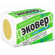 Плита теплоизоляционная ЭКОВЕР ЛАЙТ УНИВЕРСАЛ